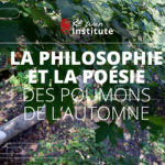 La philosophie et la poésie des poumons de l'automne