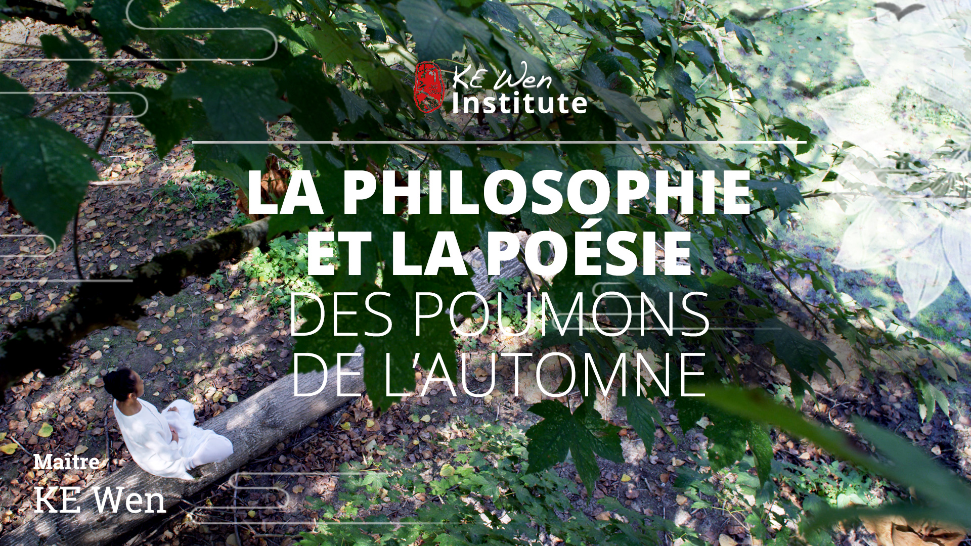 La philosophie et la poésie des poumons
