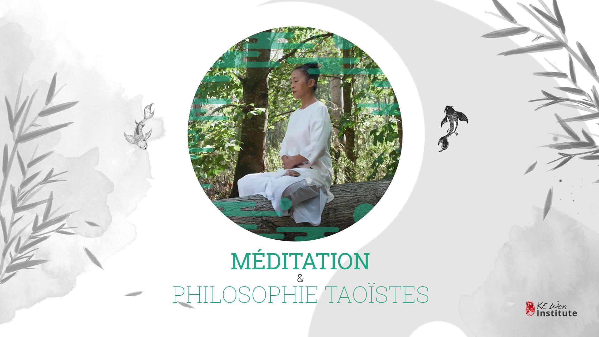 méditation et philosophie taoiste copie