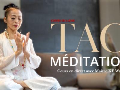 Cours en direct – Tao et méditation